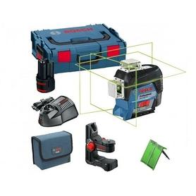 Bosch GLL 3-80 CG laser liniowy 3-płaszczyznowy + uchwyt BM 1 w L-Boxx 0601063T00