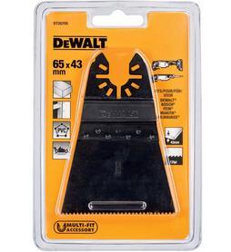 DeWalt DT20705-QZ brzeszczot do drewna 43x66 mm szybkie cięcie do narzędzia wielofunkcyjnego