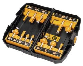 DeWalt DT90016-QZ zestaw frezów 12 elementów