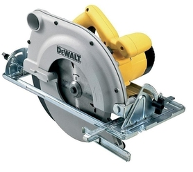 DeWalt D23700-QS ręczna pilarka tarczowa 235 mm 1850W w kartonie