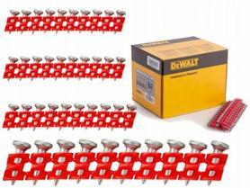 DeWalt DCN8903017 gwoździe do gwoździarki DCN890 do betonu i drewna HX wzmocnione 3,0x17 mm 1005 szt.