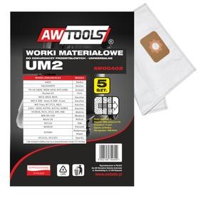 AW AW00402 worki z mikrowłókniny do Makita VC2010, 2511, 2512, 445, 446 komplet 5 szt.