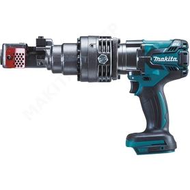 Makita DSC163ZK akumulatorowa przecinarka do prętów zbrojeniowych 3-16 mm 18V bez akumulatorów i ładowarki w walizce