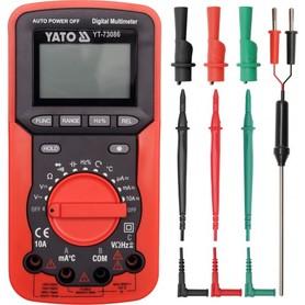 YATO YT-73086 MIERNIK CYFROWY KOLEJNOŚĆ FAZ L1/L2/L
