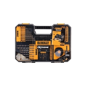 DeWalt DT70620T-QZ zestaw wierteł i bitów Extreme 100 elementów