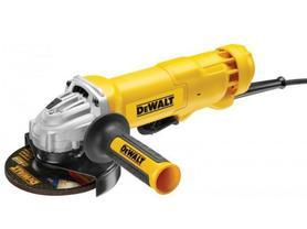 DeWalt DWE4233-QS szlifierka kątowa 125 mm 1400W włącznik łopatkowy w kartonie
