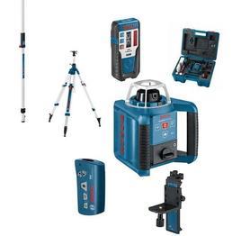 Bosch GRL 300 HV SET laser obrotowy + statyw BT300HD + łata GR240 w kartonie 061599403Y