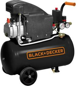 Black&Decker sprężarka kompresor olejowy 24 litry 8 bar 1,5KM RCCC304BND541