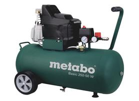 Metabo Basic 250-50 W sprężarka kompresor tłokowy olejowy 50l 230V 601534000