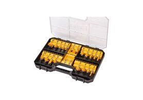 DeWalt DT90017-QZ zestaw frezów 22 elementy