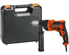 Black&Decker BEH850K-QS wiertarka udarowa 850W uchwyt samozaciskowy w walizce