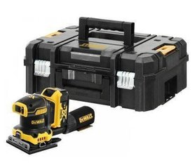 DeWalt DCW200P2-QW akumulatorowa szlifierka oscylacyjna 108x115 mm 18V 2x5,0Ah XR FlexVolt w walizce