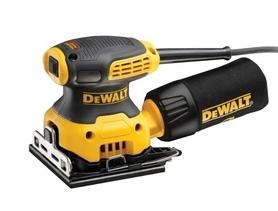 DeWalt DWE6411-QS szlifierka oscylacyjna 108x115 mm 230W w kartonie