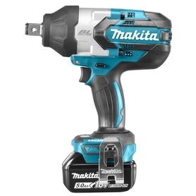 Makita DTW1001RTJ akumulatorowy klucz udarowy 18V 2x5,0Ah 3/4