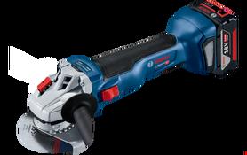 Bosch GWS 18V-10 akumulatorowa szlifierka kątowa 125 mm 18V 2x5,0Ah w L-Boxx 06019J4004