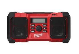MILWAUKEE M18JSR-0 RADIO AKUMULATOROWO-SIECIOWE 4933451250