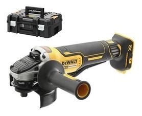 DeWalt DCG406NT-XJ akumulatorowa szlifierka kątowa 125 mm 18V bez akumulatorów i ładowarki w walizce