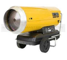 Master B 230 nagrzewnica olejowa bez odprowadzania spalin 65kW 4010.139