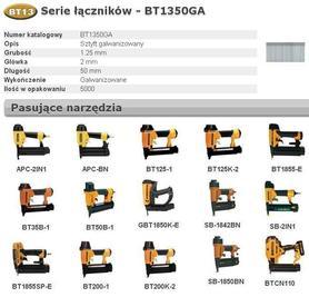 BOSTITCH SZTYFTY BT13 50mm 5000 szt.