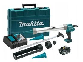 Makita DCG180RFX akumulatorowy wyciskacz do mas 18V 1x3,0Ah Li-Ion w walizce