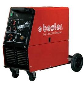 Bester MAGSTER 220 półautomat spawalniczy 400V 3PH B18216-1
