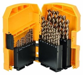 DeWalt DT4957-QZ zestaw wierteł kobaltowych 29 szt. w kasecie