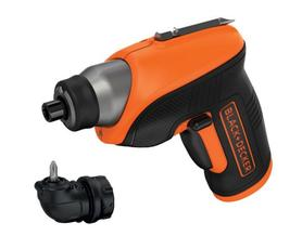 BLACK+DECKER WKRĘTAK AKUMULATOROWY LI-ION 3,6V CS3652LC