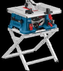 Bosch GTS 635-216 uniwersalna pilarka stołowa 216 mm 1600W + GTA 560 stół roboczy 0601B42001