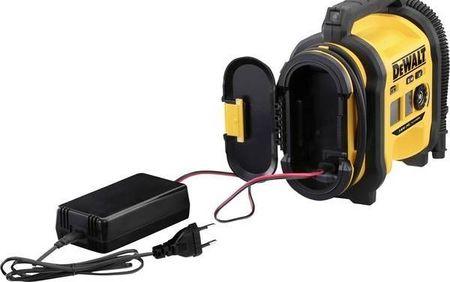 DeWalt DCC018N-XJ akumulatorowo-sieciowa sprężarka kompresor 12V/18V/230V 11 bar bez akumulatorów i ładowarki  (2)