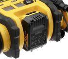 DeWalt DCC018N-XJ akumulatorowo-sieciowa sprężarka kompresor 12V/18V/230V 11 bar bez akumulatorów i ładowarki  (3)