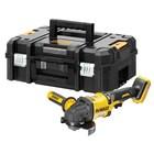 DeWalt DCG418NT-XJ akumulatorowa szlifierka kątowa 125 mm 54V/18V bez akumulatora i ładowarki w walizce (1)